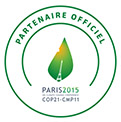 Partnaire Officiele Paris 2015 COP21