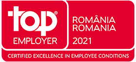 top employer romanya 2021